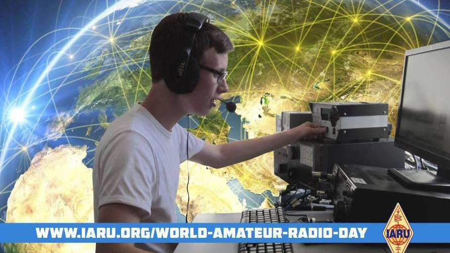 世界业余无线电日