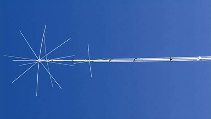 Cushcraft R-9       9波段直立天线