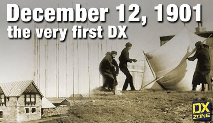 史上第一次远距离(DX)通信