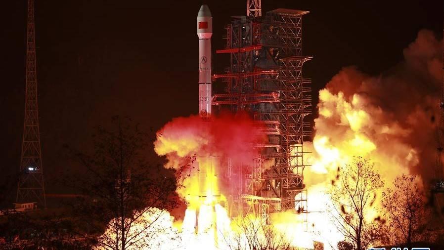 """航天:开门红!""""中星2D""""卫星成功发射"""