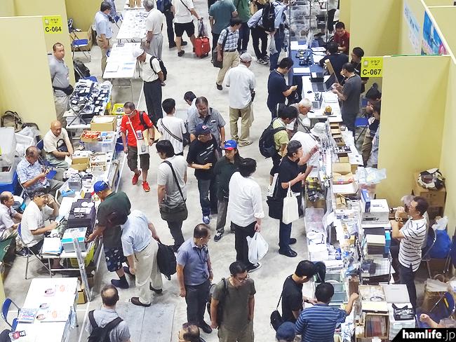 2019东京业余无线电节连载之五:有朋自远方来,不亦乐乎?