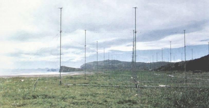 """业余界:""""向日葵""""雷达站干扰40m波段"""