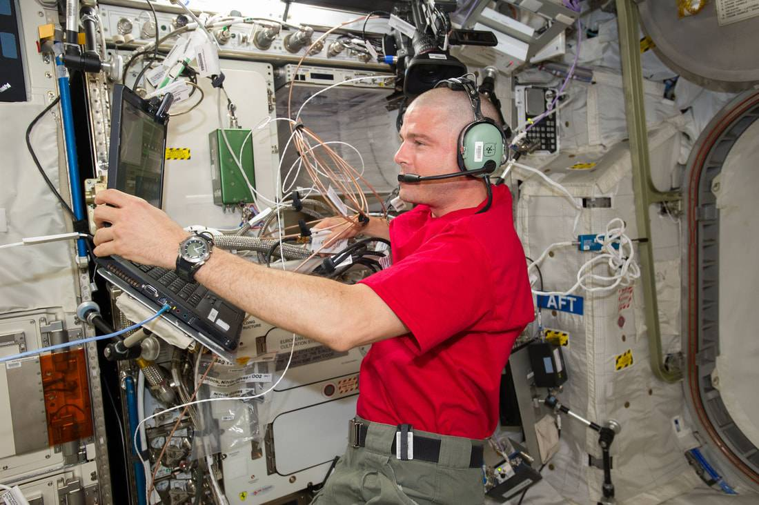 业余界:宇航员将与德国学生进行天地对话