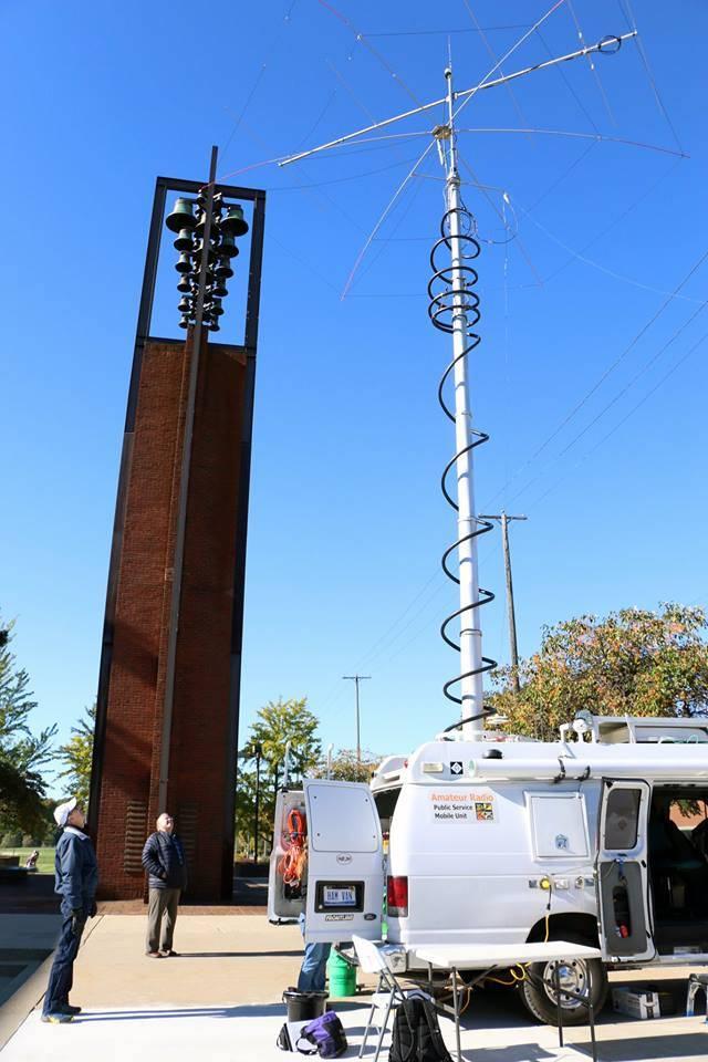 业余界:美国凯特林大学业余无线电俱乐部竞赛活动