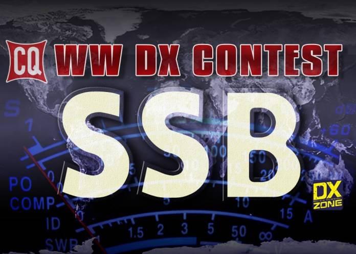 封面:竞赛预约丨2019年CQ WW DX SSB 竞赛,走起?