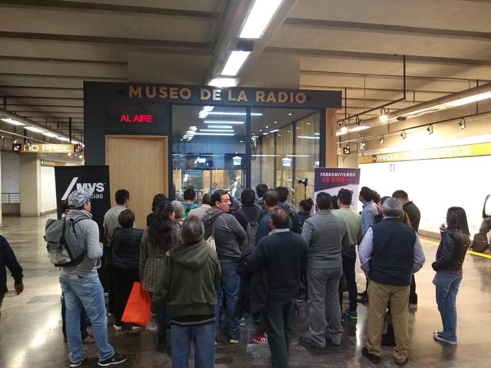 业余界:人小鬼大 | 藏在地铁站的收音机博物馆