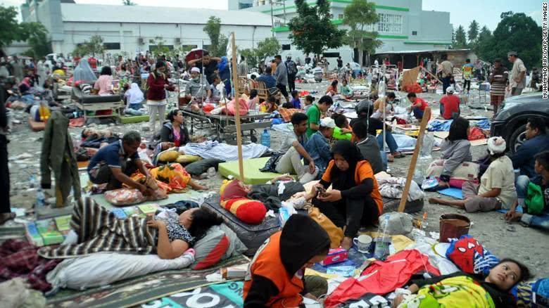 业余界:无线电爱好者响应印尼强地震