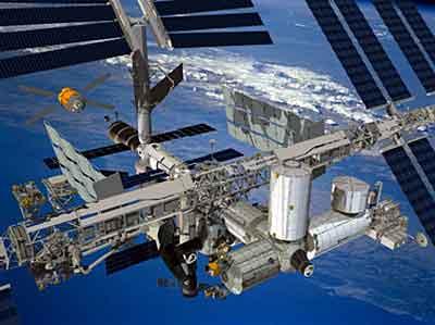 业余界:宇航员将与美国的学生进行天地对话