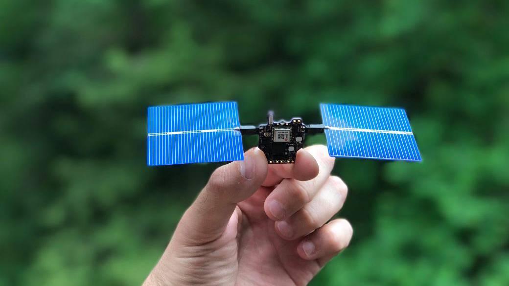 μ子探测器准备飞行