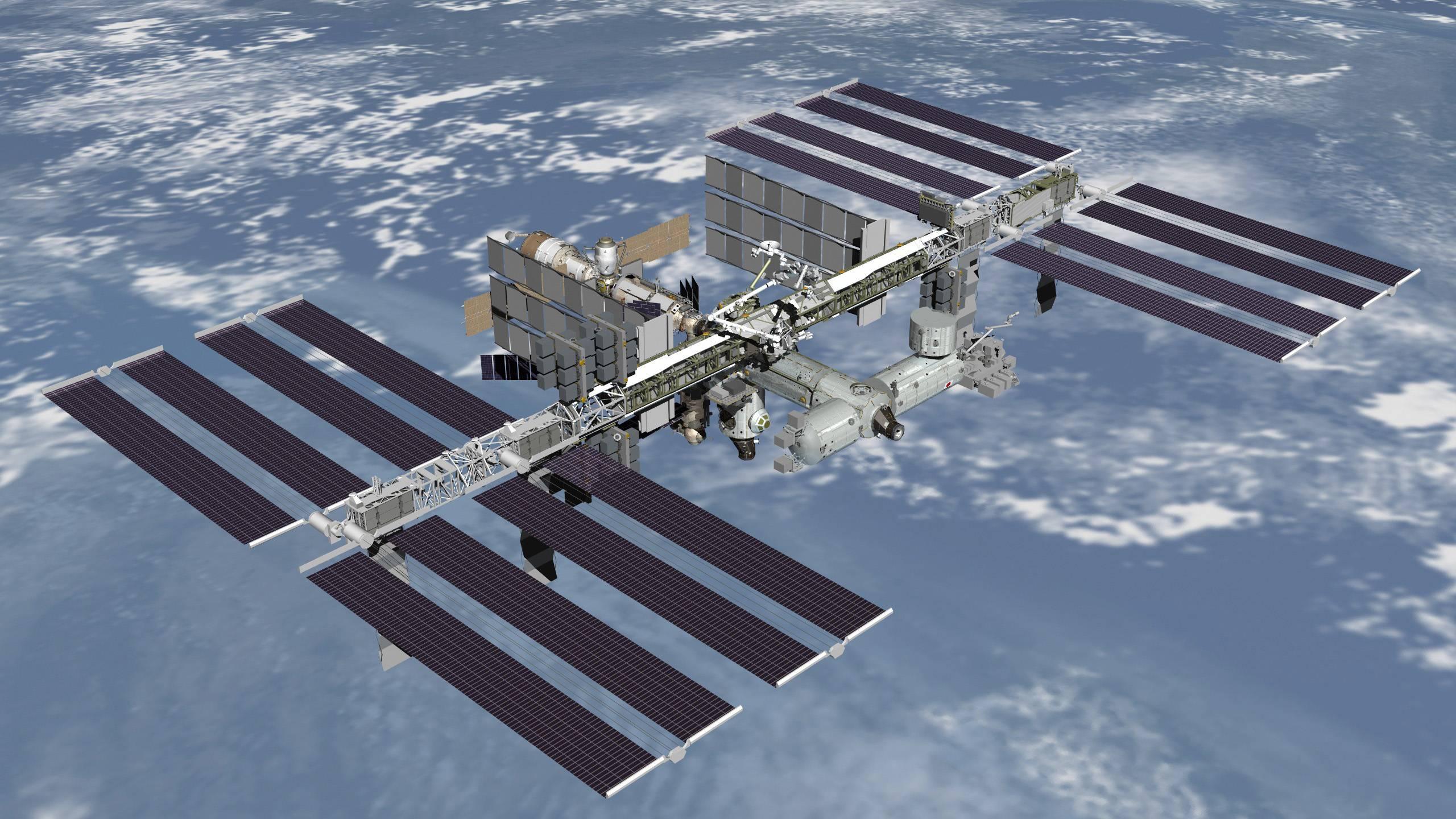 ISS慢扫描电视(SSTV)
