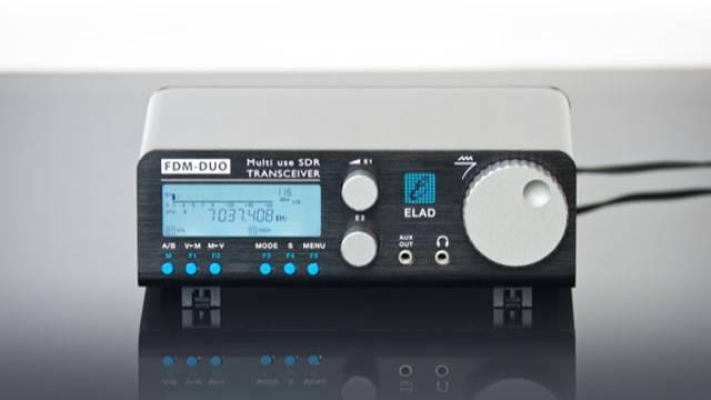 FDM-DUO软件定义收发信机