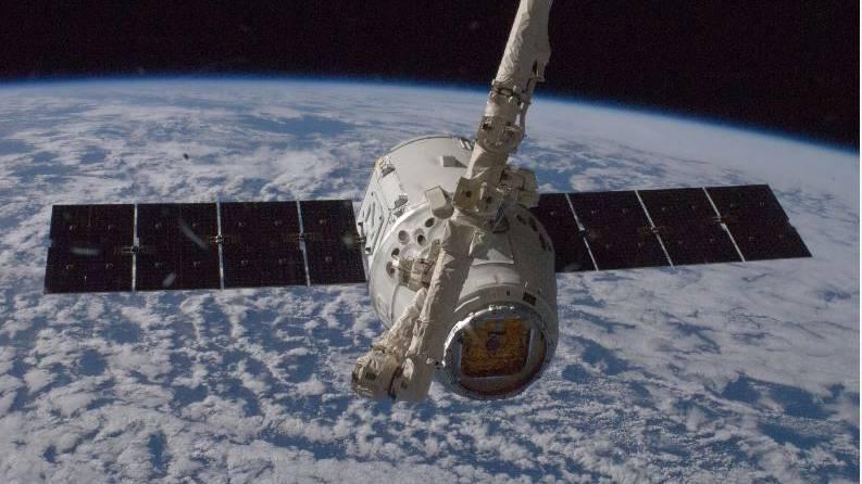 Space X:前往国际空间站的首个私人航班