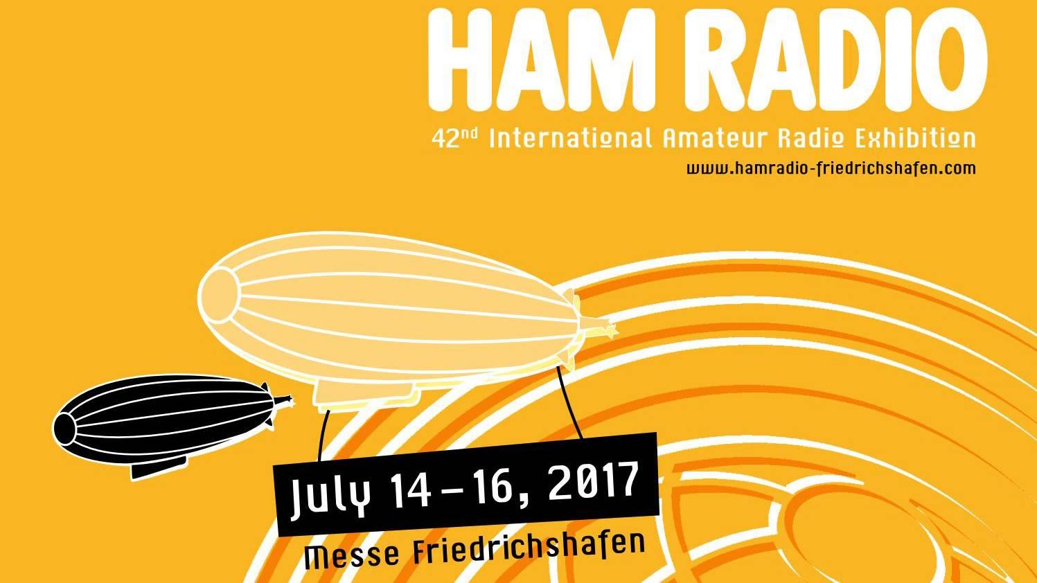 Ham Radio 2017照片集