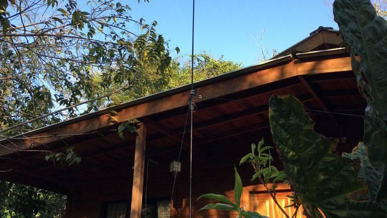 V31LE:我在伯利兹的丛林中操作QRP CW