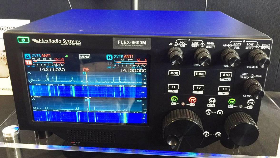 FLEX-6600: 每个操作员都该拥有的SDR