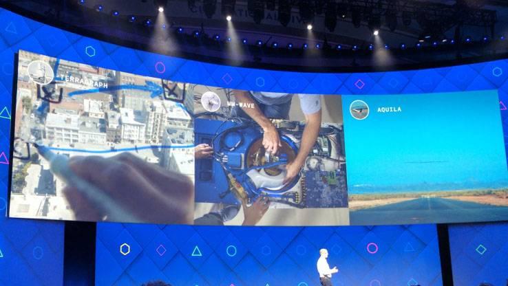 Facebook的毫米波无线电技术带来了新的带宽记录