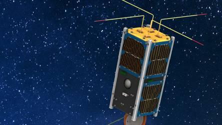 进入空间的第一个开源卫星