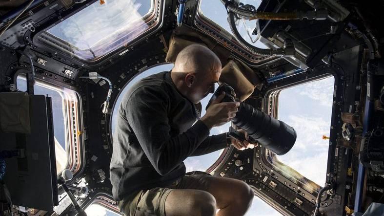 2016最佳国际空间站摄影