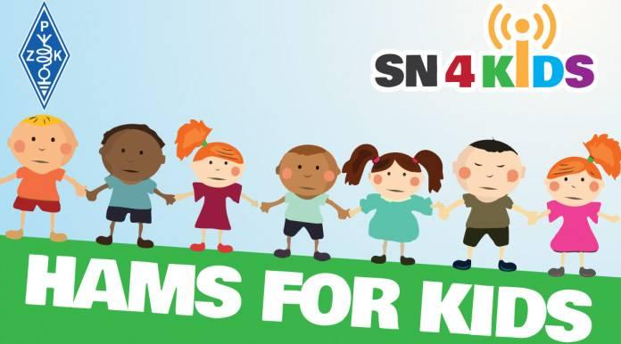 SN4KIDS - 用一次简单的QSO 帮助贫困儿童摆脱营养不良