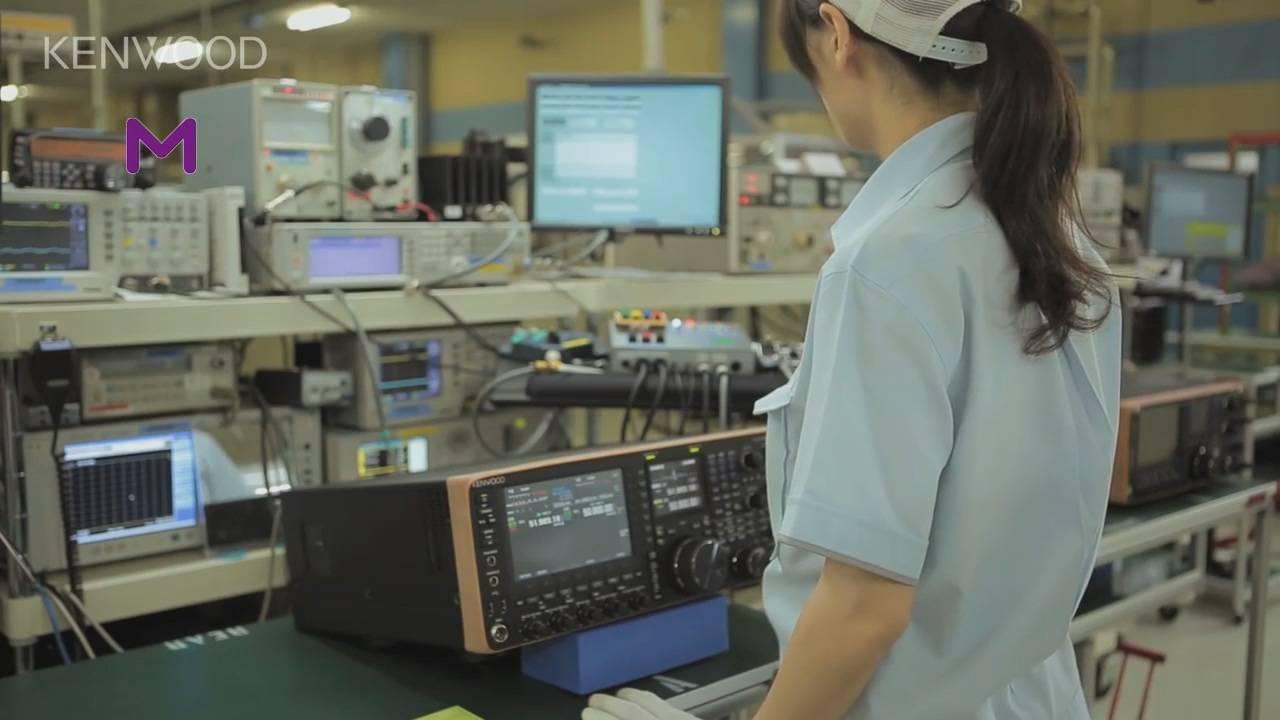 抛去产业转移的喧嚣,却看建伍制造TS-990S旗舰机型的匠心独具